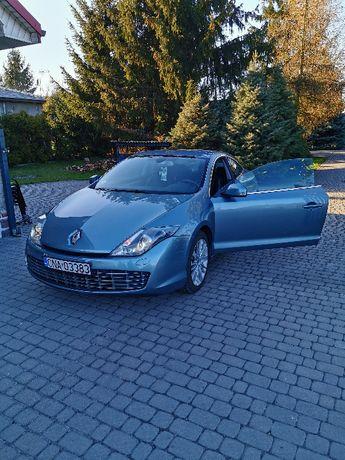 Błękitna Laguna Coupe GT