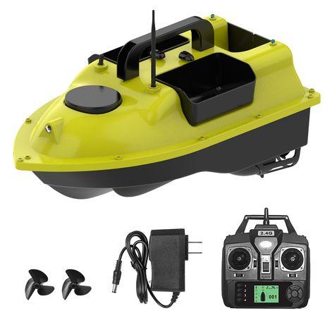 Łódka zanętowa GPS