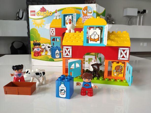 Klocki LEGO Duplo 10617 Moja pierwsza farma
