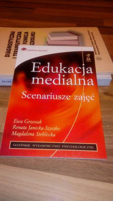 Edukacja medialna. Scenariusze zajęć. E. Grzesiak, M. Stablecka i inn.