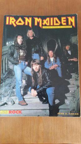 Iron Maiden - livro