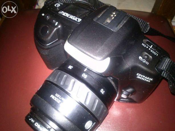 Maquina Fotográfica Analógica Minolta