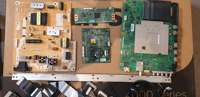 PANASONIC TX-L42ET60B płyta, zasilacz, podświetlenie, logika, driver