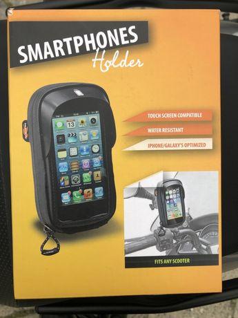 Etui uchwyt motocyklowy na telefon GPS KAPPA KS956B