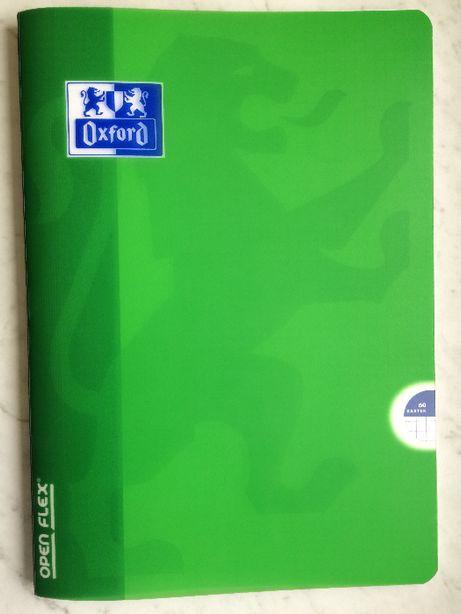 Oxford Open Flex Zeszyt A4 60 kartek kratka zielony NOWY