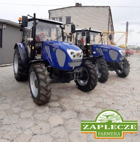 Ciągnik Farmtrac 680 Dtn 76KM FORD homologacja niezarejestrowany 2020