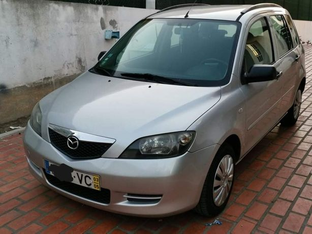 Mazda 2 1.4 Hdi 2003