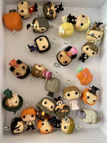 Funko Pop handmade kalendarz adwentowy mini harry potter zawieszki