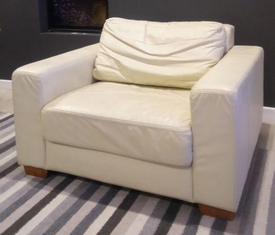 Fotel skóra firmy mebelplast