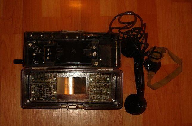 Полевой армейский телефон ТА-43