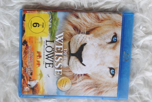 Der weiße löwe/Blu Ray Disc