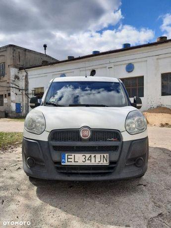 Fiat Doblo Maxi Furgon  Fiat Doblo Maxi Furgon 1600 cm3 105 KM tylko 93820 km przebiegu!