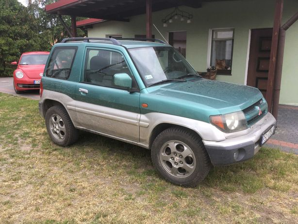 Mitsubishi Pinin