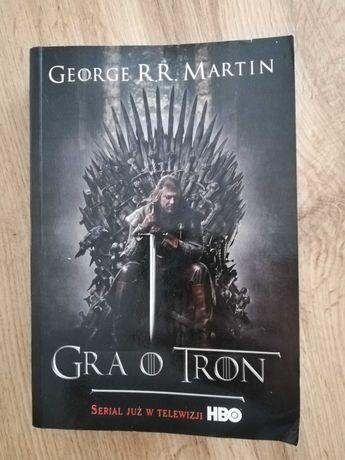 Książka Gra o tron 1 część