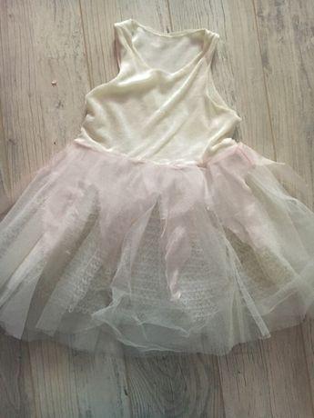 Sukieneczka na bal wróżka aniołek księżniczka