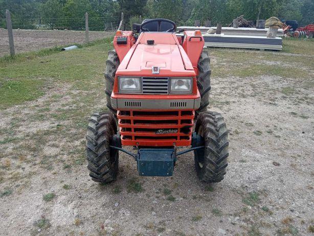Trator Kubota zl1-205