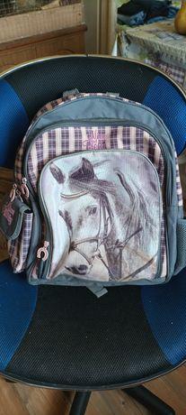 Plecak dla pierwszoklasistki