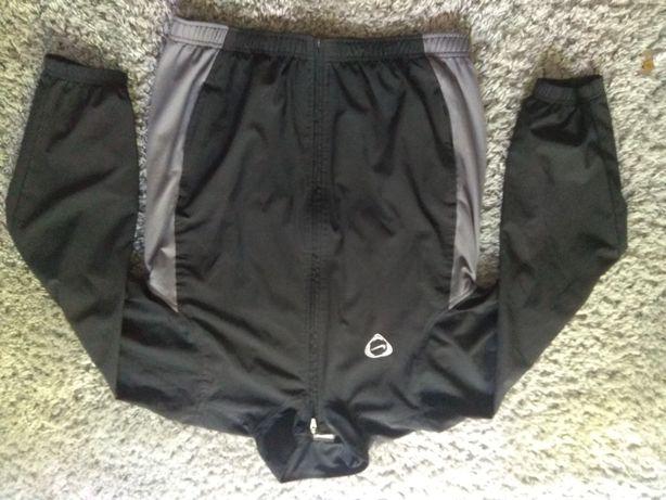 Bluza sportowa NIKE czarna r. S 173 cm rozpinana
