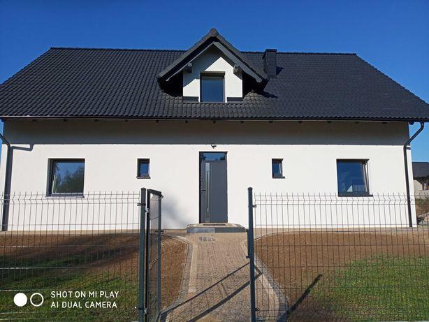 wynajmę nowe mieszkanie w Skarszewach w domu