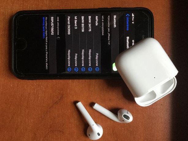 Słuchawki bezprzewodowe TWS i1000 iPhone Samsung Xiaomi jak AirPods