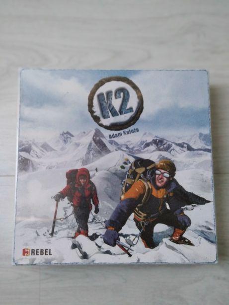 Gra planszowa K2 nowa w folii