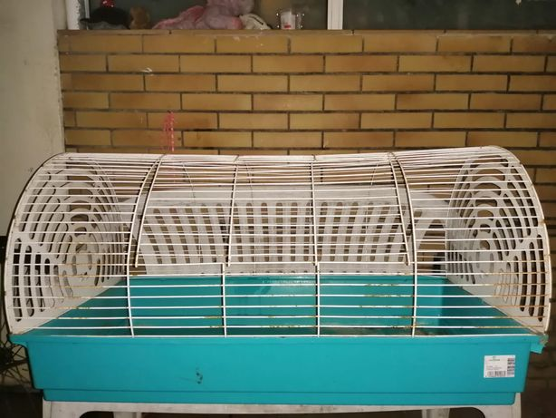 Gaiola para (coelho)