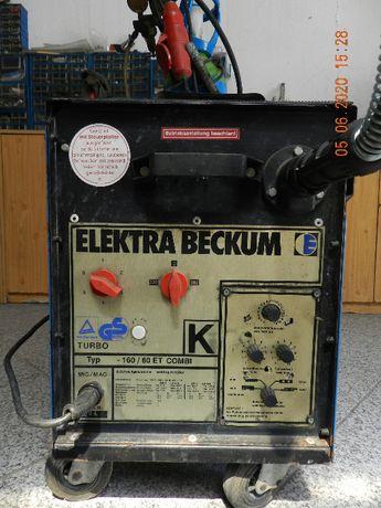 Máquina soldar semi-automática ELEKTRA-BECKUM 220-380V