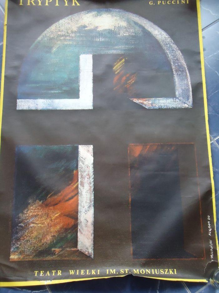 Cartaz de Ópera