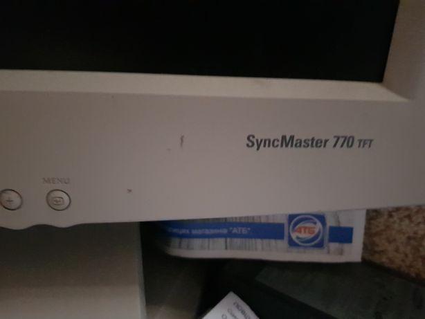 Samsung Sync master 770 tft