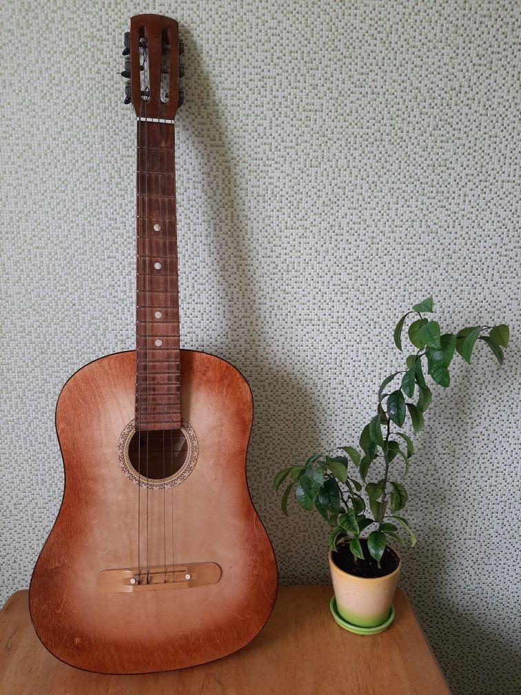 Гитара, классическая гитара