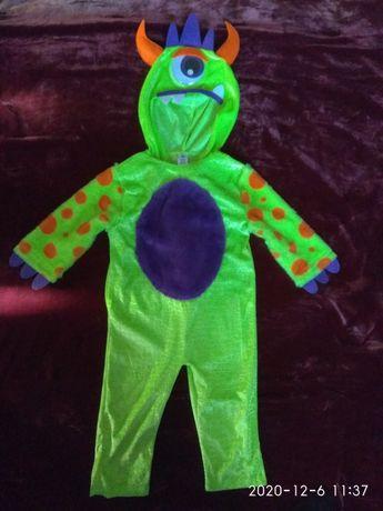 Новогодний костюм для мальчика, р.28