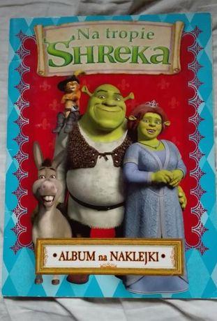 Na tropie Shreka 1 i 2 - albumy, medaliony