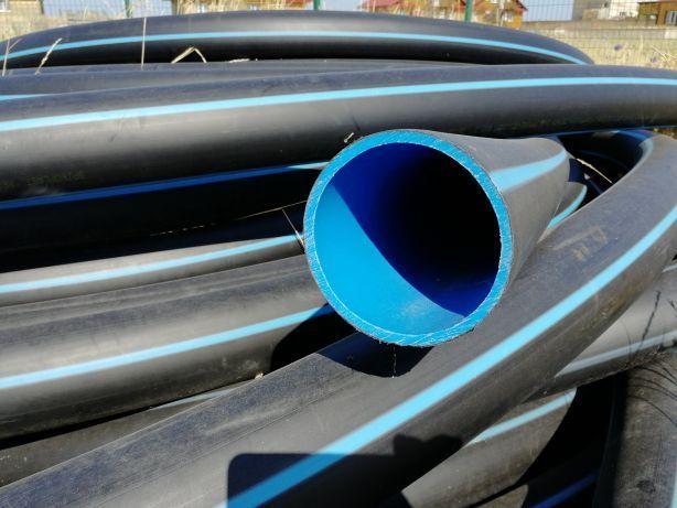 продам трубы ПЭ100 PROTECT 110x5,3 SDR21 PN8 питьевая
