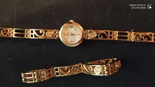 Zegarek plus Bransoletka
