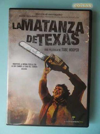 DVD Filmes de terror e outros