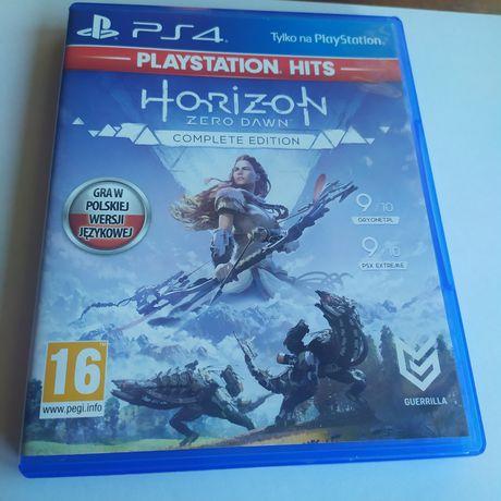 Ps4 Horizon zero down z dodatkiem The frozen wilds