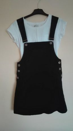 Sukienka sztruksowa ROZM M