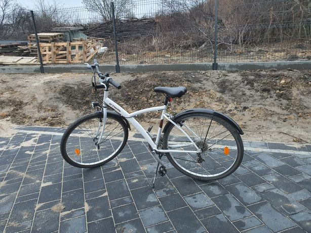 Rower miejski Btwin