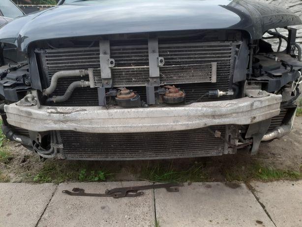 Audi a8 d3 pas przedni chłodnica