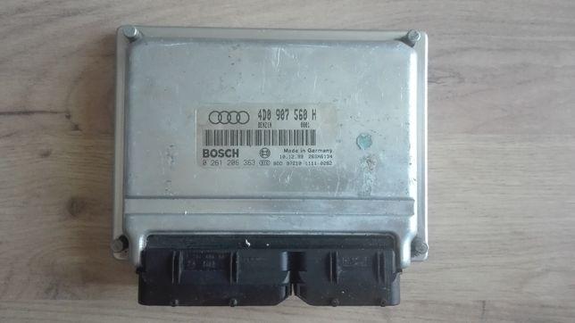 Sterownik komputer ECU Audi s6 a6 c5 ARS 300km