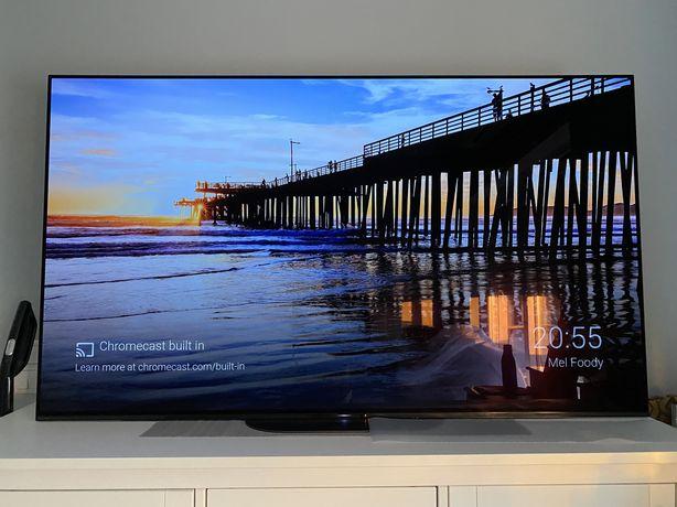 """TV SONY KD-65AG9 BAE (OLED - 65"""" 165cm 4K Ultra HD - Smart TV BRAVIA ("""