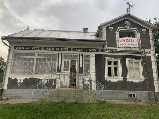 Продажа будинку - с. Топорівці ( р-н Вололівці)