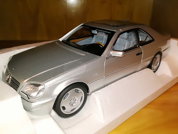 Mercedes-Benz CL600 Coupé 1997 (1:18) - Norev