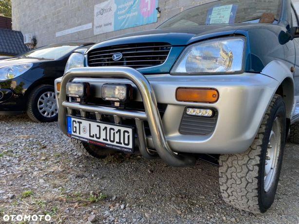 Daihatsu Terios 4x4 Orurowany Nie Zgnity Import Niemcy