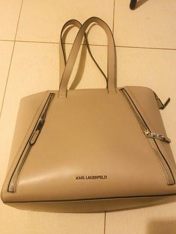 Karl Lagerfeld Bag Shopper cow leather