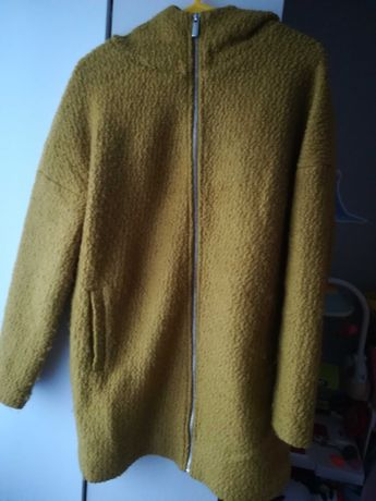 Płaszcz/kurtka z kapturem Reserved rozmiar 36+ gratis czapka i szalik