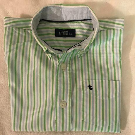 Camisas, Tifossi, Benetton, Petit Patapon, 3/4/5 anos
