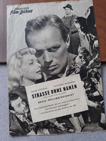 Ulotka filmu USA plakat z 1948