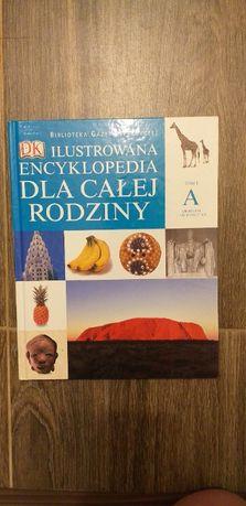 """Ilustrowana encyklopedia dla całej rodziny """"A"""""""