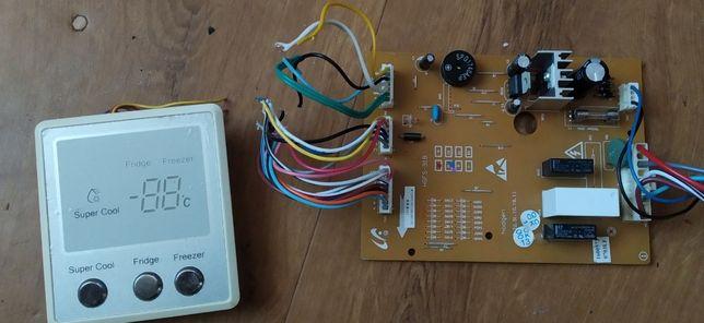 Оригинал модуль (плата) управления для холодильника Samsung RL26DCSW